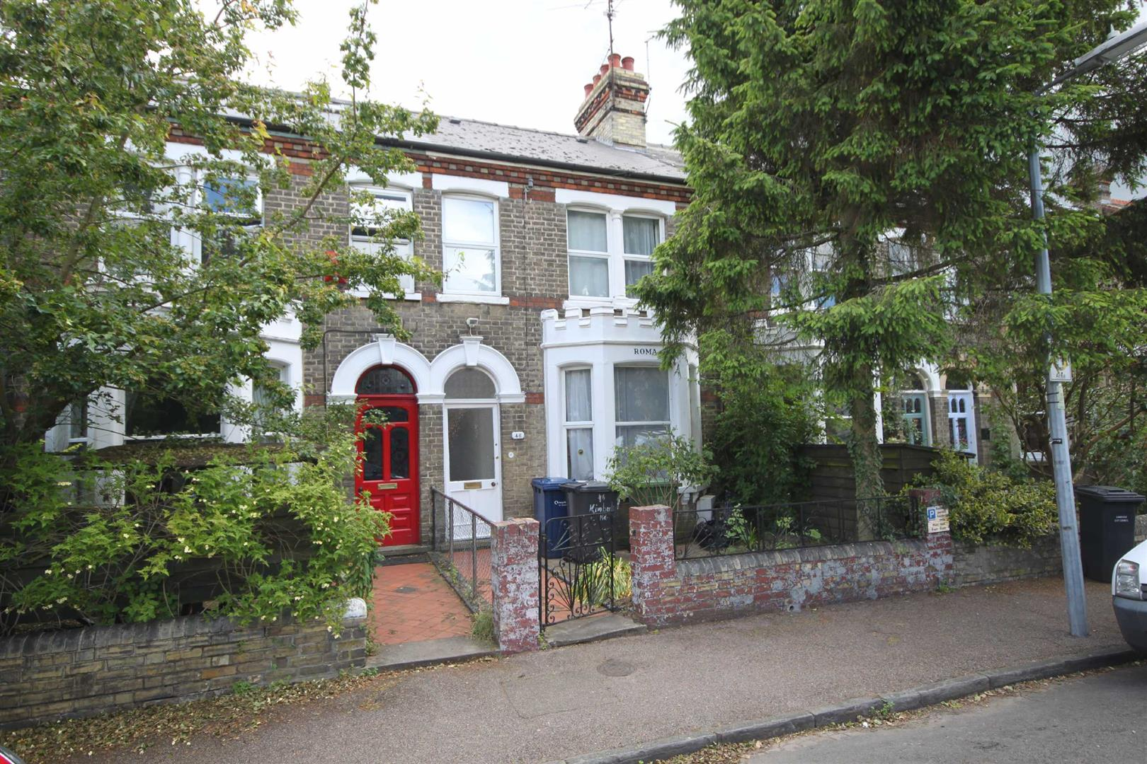 3 Bedrooms Terraced House for sale in Kimberley Road, Cambridge